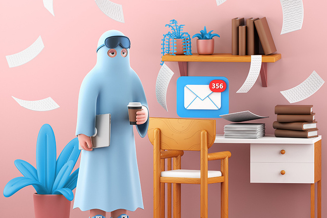 Емайл рассылка по вашей базе 1 - kwork.ru