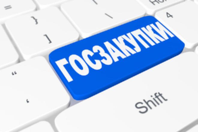 Составлю документацию к заявке на участие в тендере по 44 и 223 ФЗ 1 - kwork.ru