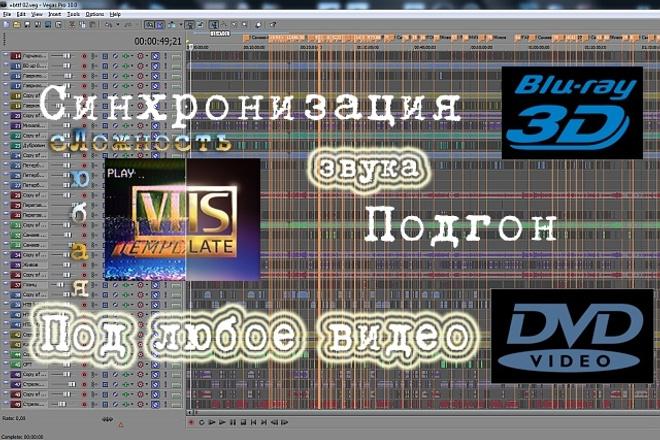 Подгоню звуковые дорожки с голосовыми переводами под любое видео 7 - kwork.ru