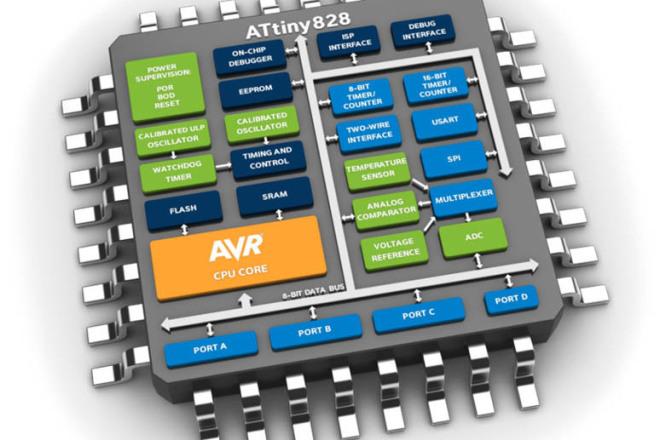 Программы для микроконтроллеров AVR , STM , PIC 11 - kwork.ru