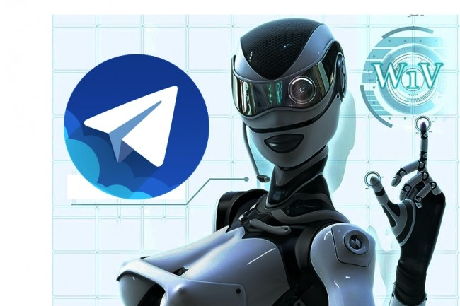 Создам Бот Телеграм 1 - kwork.ru