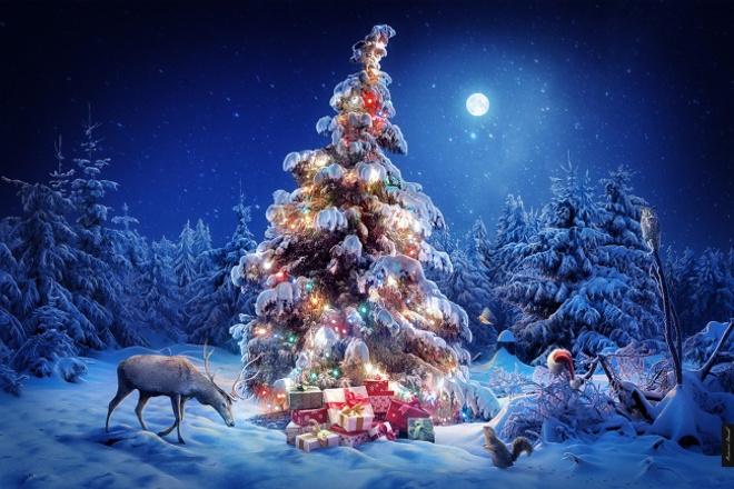 Напишу новогоднее поздравление в стихах 1 - kwork.ru