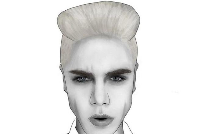 Сделаю арт портрет 1 - kwork.ru