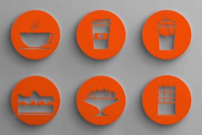 6 иконок в едином стиле 5 - kwork.ru