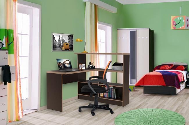 Подставлю в интерьер мебель 11 - kwork.ru