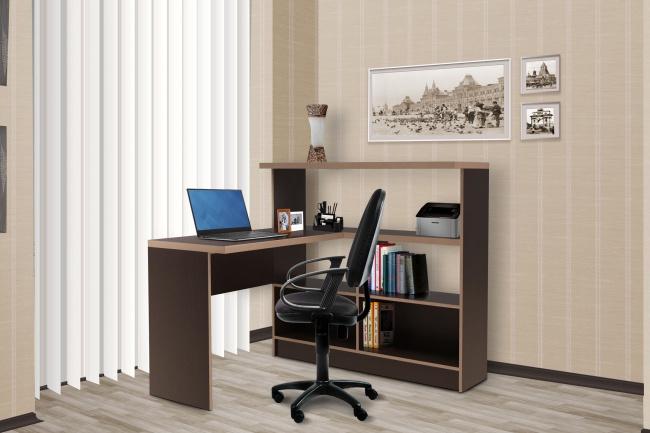 Подставлю в интерьер мебель 12 - kwork.ru