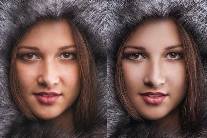 вред наращенных цветовая коррекция фотографий черепичные