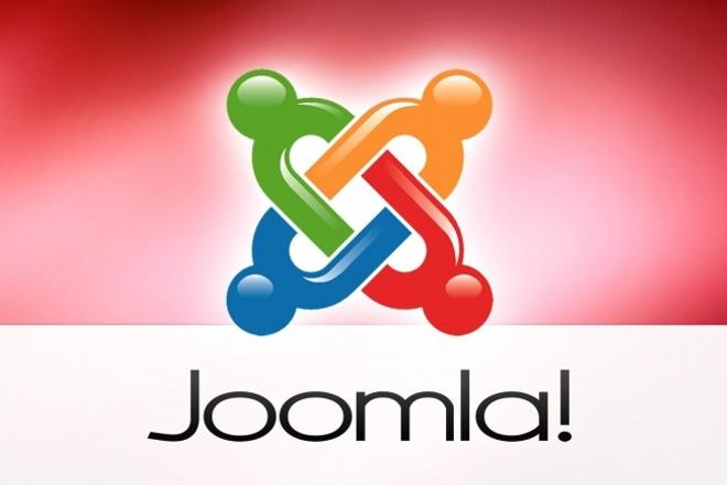 CMS Joomla. Восстановление работы 1 - kwork.ru