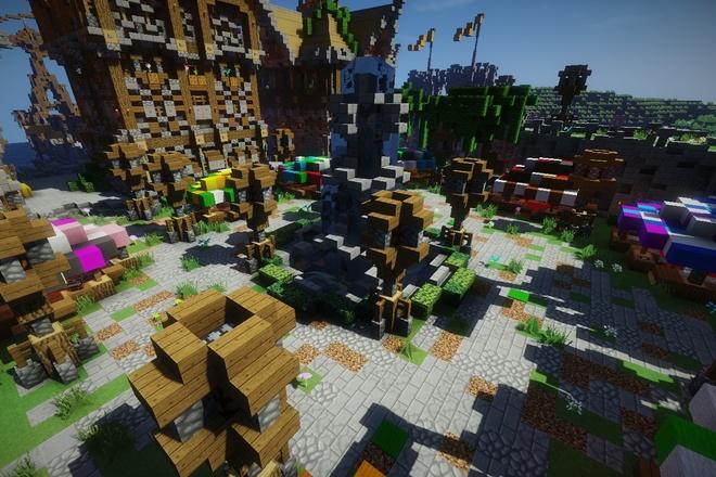 Создам и настрою сервер Minecraft 31 - kwork.ru
