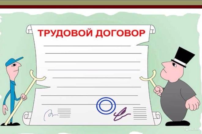 Анализ трудового договора 1 - kwork.ru