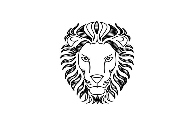 Отрисовка логотипа в векторе 14 - kwork.ru