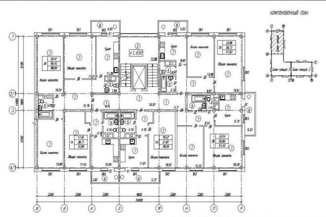 Оцифровка чертежей в формат DWG, DXF,PLN, PLA 3 - kwork.ru