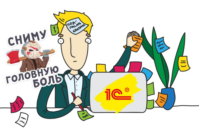 Техническое задание 1С - Быстрая закупка и прогнозирование 1 - kwork.ru