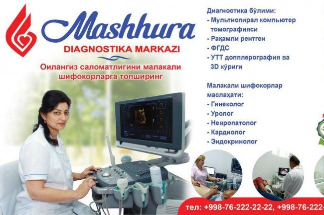 Нарисую дизайн наружной рекламы 1 - kwork.ru