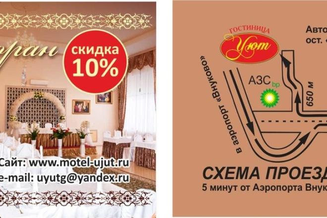 Создание визитки 11 - kwork.ru