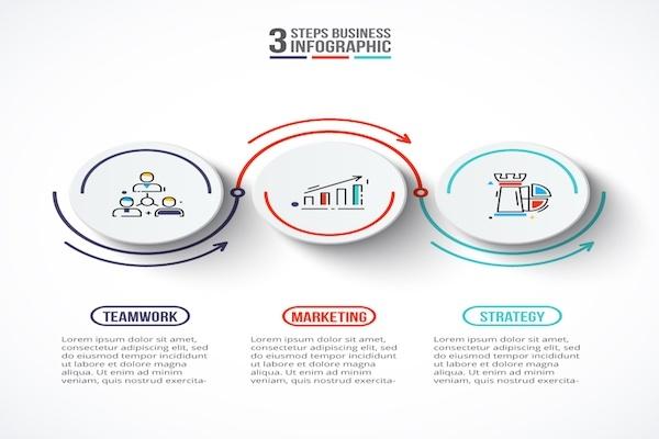 2800 шаблонов для создания инфографики 17 - kwork.ru