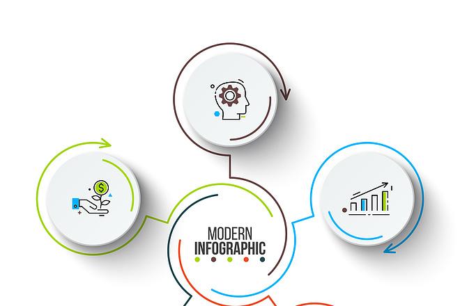 2800 шаблонов для создания инфографики 24 - kwork.ru