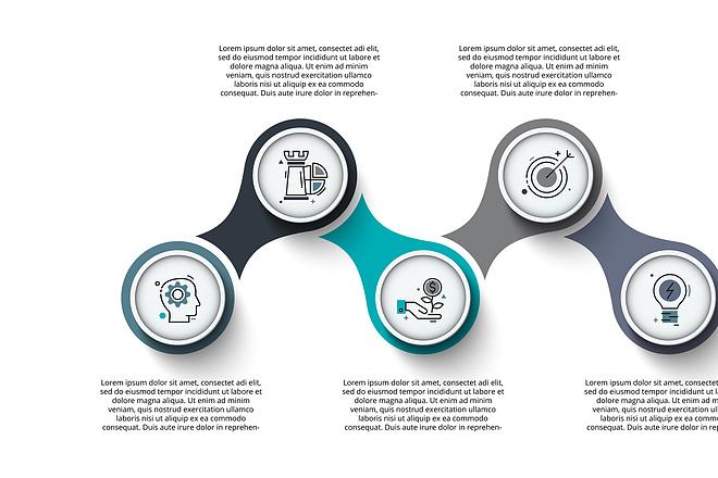2800 шаблонов для создания инфографики 28 - kwork.ru