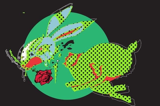 Арт, книжная иллюстрация 8 - kwork.ru