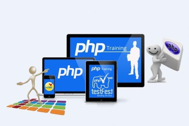 Напишу скрипт на языке PHP 1 - kwork.ru