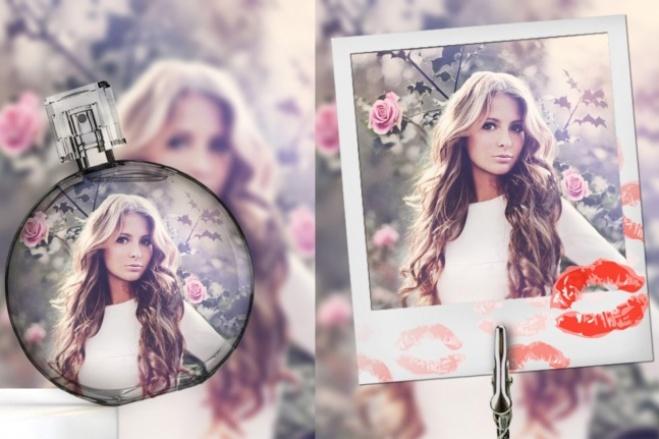 Откорректирую Ваши снимки и сделаю из них оригинальную композицию 2 - kwork.ru