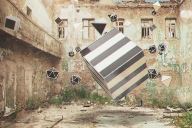 Заставка для вашего канала или сайта, intro 3 - kwork.ru