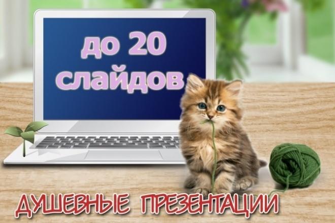 Презентации в Power Point для любых целей 6 - kwork.ru