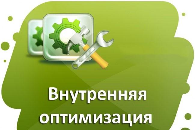 Сделаю внутреннюю СЕО оптимизацию сайта на WP 1 - kwork.ru