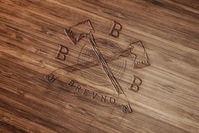 Нарисую качественный, уникальный лого. На любой вкус. По эскизу и без 6 - kwork.ru
