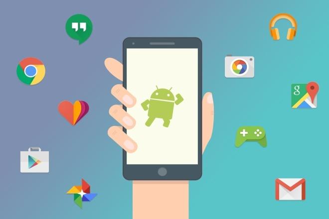 Создам приложение на Android 7 - kwork.ru