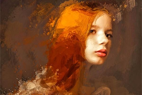 Создам стилизованный цифровой портрет 27 - kwork.ru