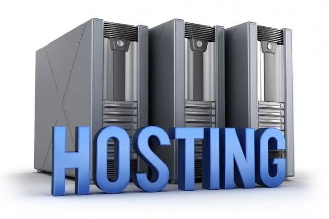 Хостинг 1 Гб, ISP Manager 5 lite, ежедневный бэкап, полгода услуги 1 - kwork.ru