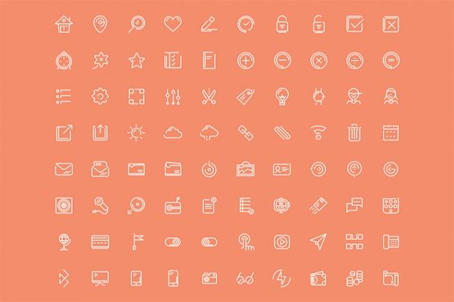 Подберу и адаптирую для Вашего сайта набор иконок 2 - kwork.ru