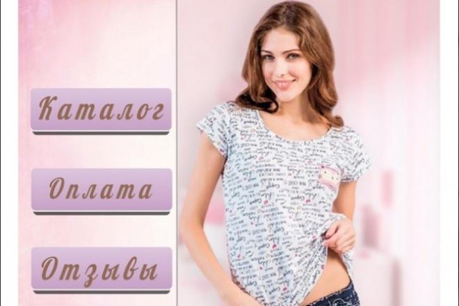 Оформление группы Vk с созданием меню 2 - kwork.ru