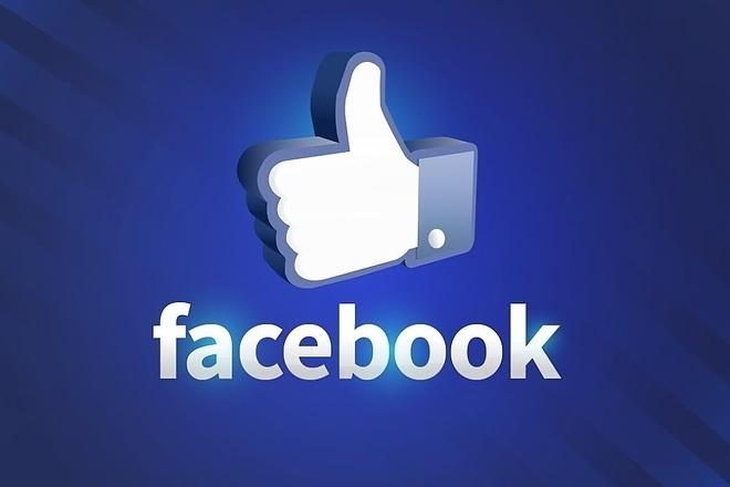 Facebook - Лайки на фото, посты 1 - kwork.ru