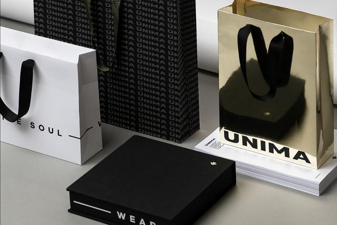 Брендинг, фирменный стиль для марки одежды, обуви, модного бренда 4 - kwork.ru