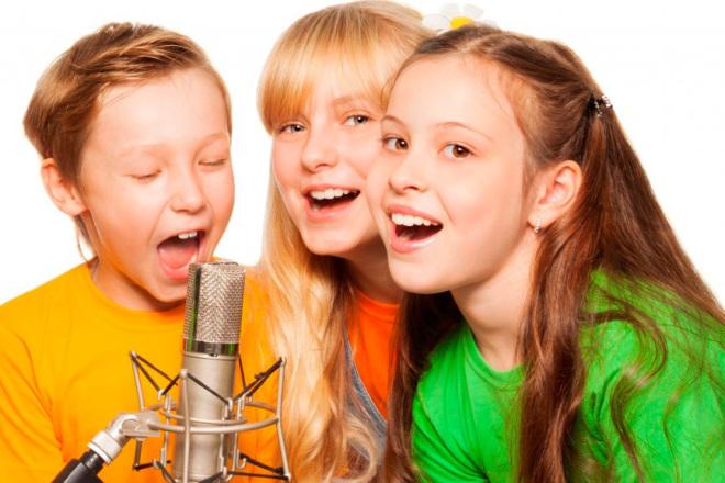 Напишу детскую песню 1 - kwork.ru