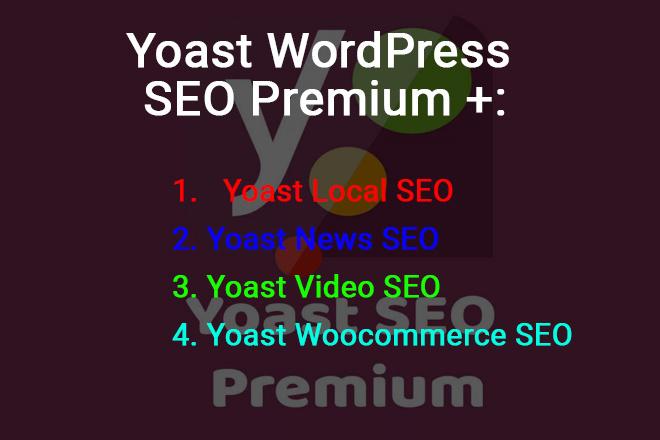 Yoast SEO Premium - наиболее оптимальный СЕО плагин для вордпресс 1 - kwork.ru