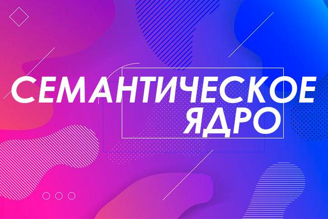 Качественное Семантическое Ядро для страниц сайта с Группировкой 1 - kwork.ru