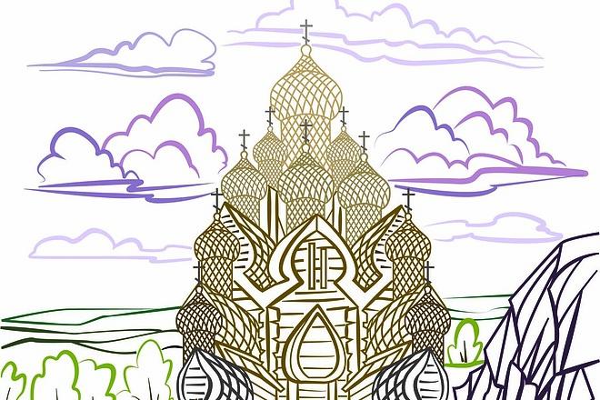 Нарисую в векторе иллюстрацию 8 - kwork.ru