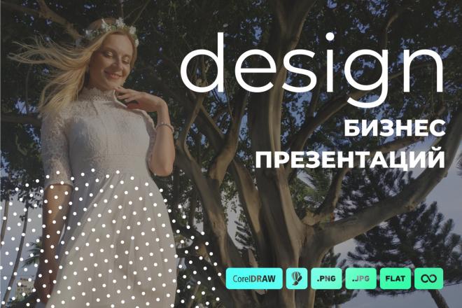 Дизайн Бизнес Презентаций 46 - kwork.ru