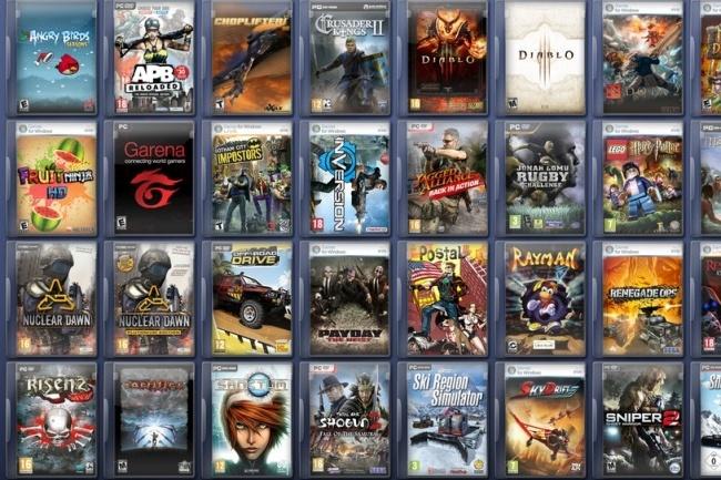 Обзор компьютерной игры 1 - kwork.ru