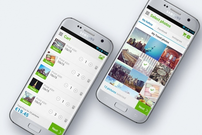 Разработка мобильного приложения под ключ 16 - kwork.ru