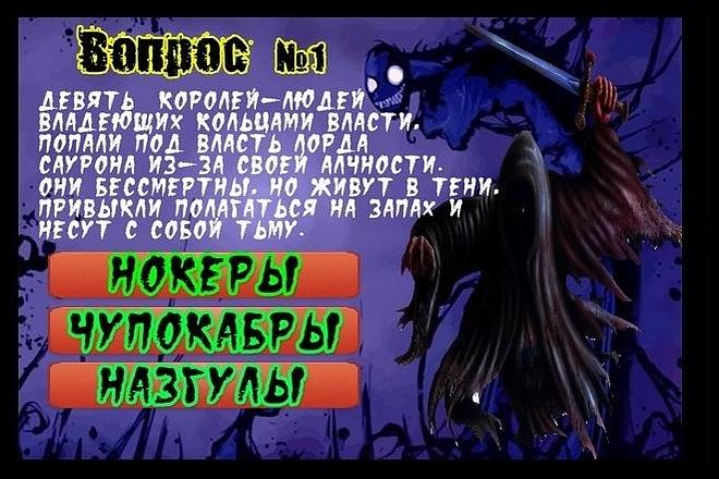 Оформление группы 7 - kwork.ru