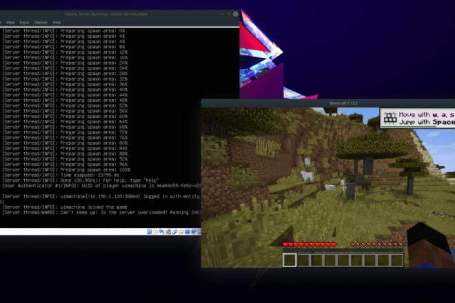 Создам сервер для Minecraft и Minecraft PE + авто-донат 2 - kwork.ru