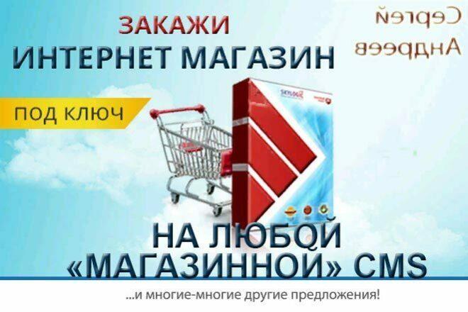 Онлайн-магазин под ключ 10 - kwork.ru