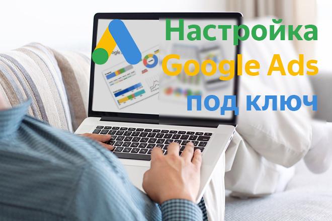 Прибыльная контекстная реклама Google Ads Adwords 1 - kwork.ru
