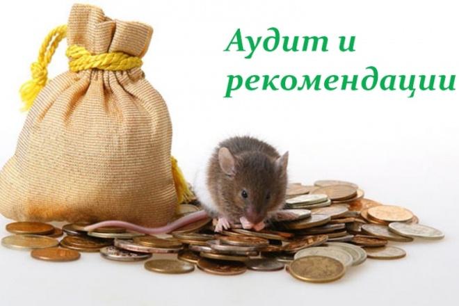 Аудит сайта, предыдущей рекламы. Рекомендации по оптимизации 1 - kwork.ru