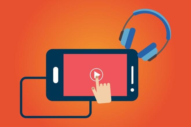 Транскрибация аудио, видео в текст 1 кворк - 45 минут 1 - kwork.ru