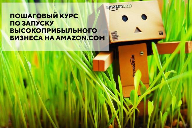 Пошаговый курс по запуску высокоприбыльного бизнеса на Amazon.com 1 - kwork.ru